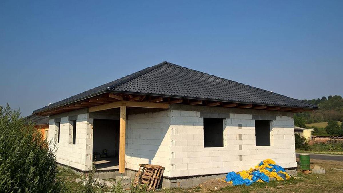 střecha Benders Brilia