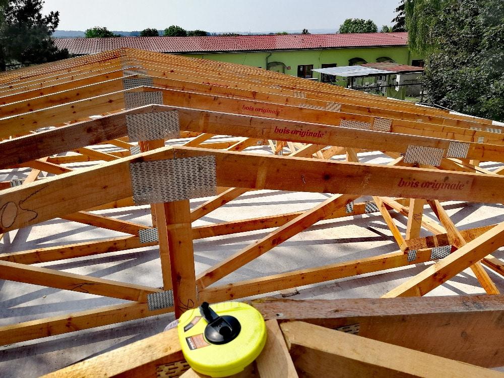 Odborná kontrola vaší střechy Klecany