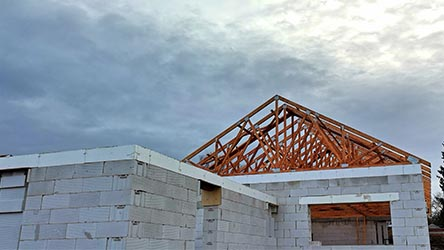 vazniky střecha